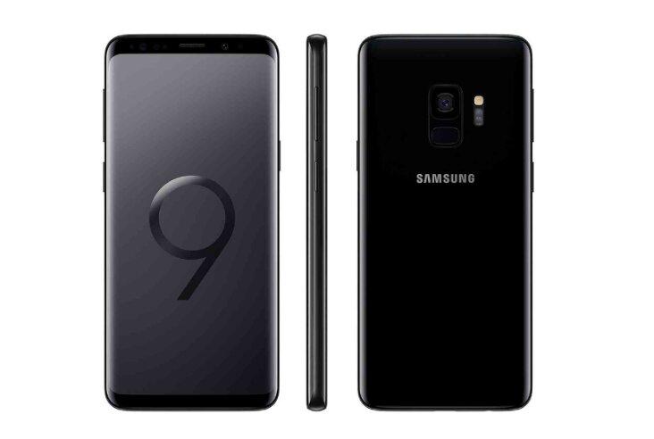 Điện thoại Samsung Galaxy S9 Plus Dual Sim G965FD 128GB Black