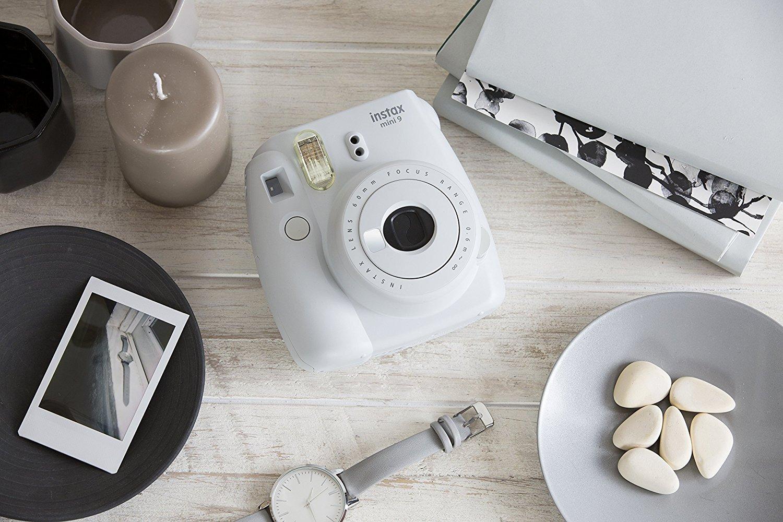 Cách máy ảnh chụp lấy ngay Instax Mini 9