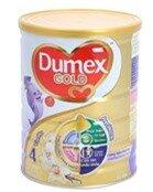 Sữa bột Dumex Gold 4 - hộp 800g (dành cho trẻ từ 3 tuổi trở lên)