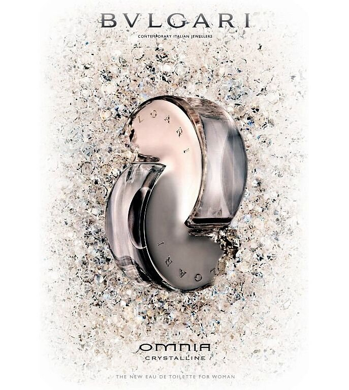 Chai nước hoa nữ Bvlgari Omnia Crystalline có thiết kế vô cùng đẹp mắt, vừa nữ tính, độc đáo lại vừa sang trọng, quý phái