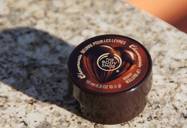 The Body Shop Chocomania Lip Butter