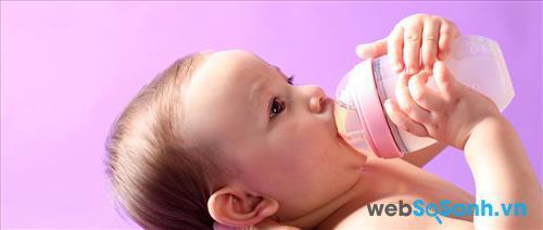 Bình sữa Comotomo không chứa các chất gây hại cho bé
