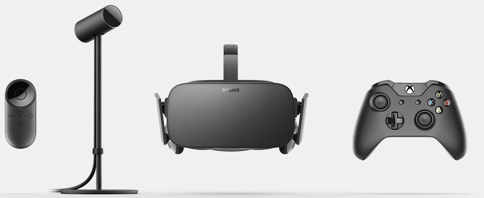 Kính thực tế ảo Oculus RIFT CV1