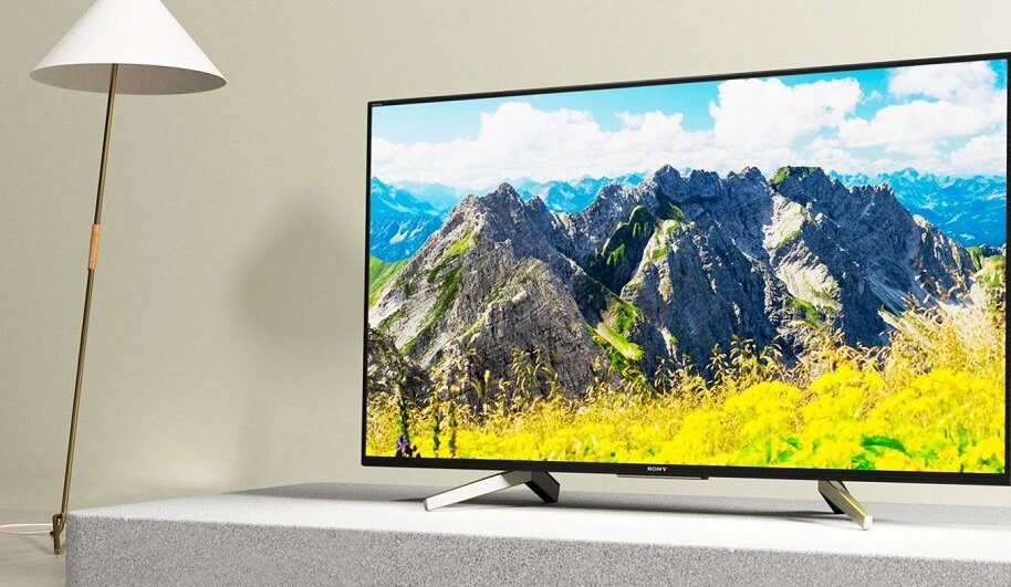 Android TV 4K UHD Sony 55 inch 55X7500F