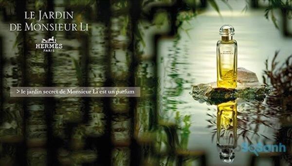 Nước hoa Hermes Le Jardin De Monsieur Li