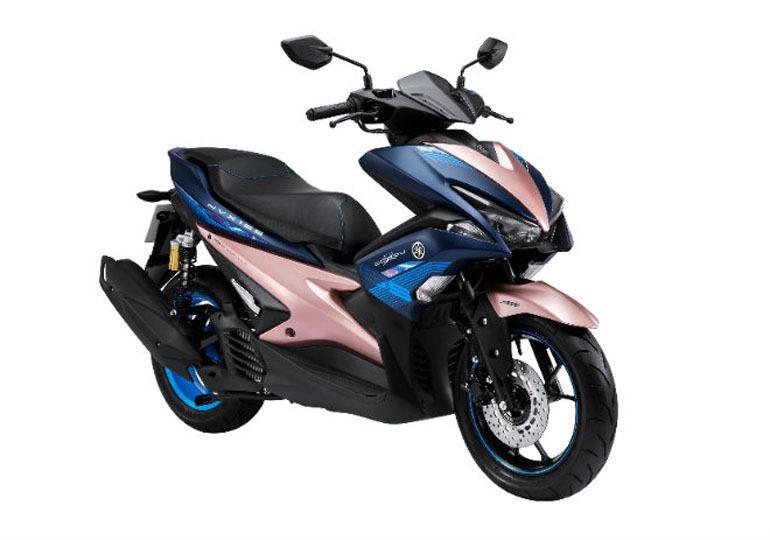xe máy yamaha NVX Doxou