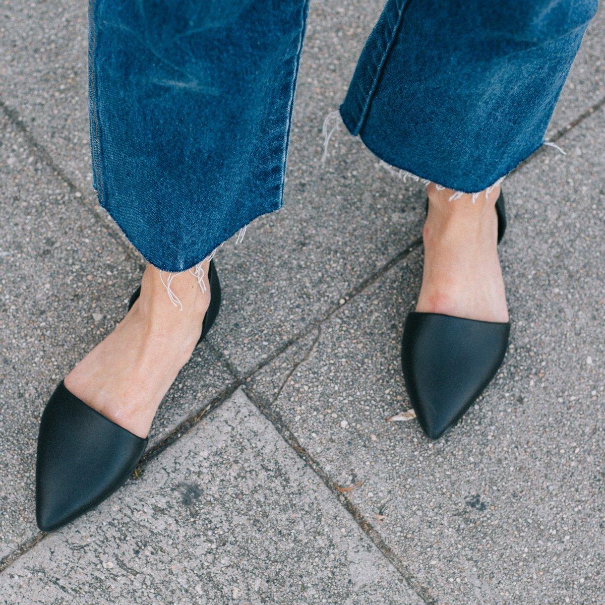 Mẫu giày bệt Native NAT AD AUDREY cho cô nàng sành điệu và nữ tính