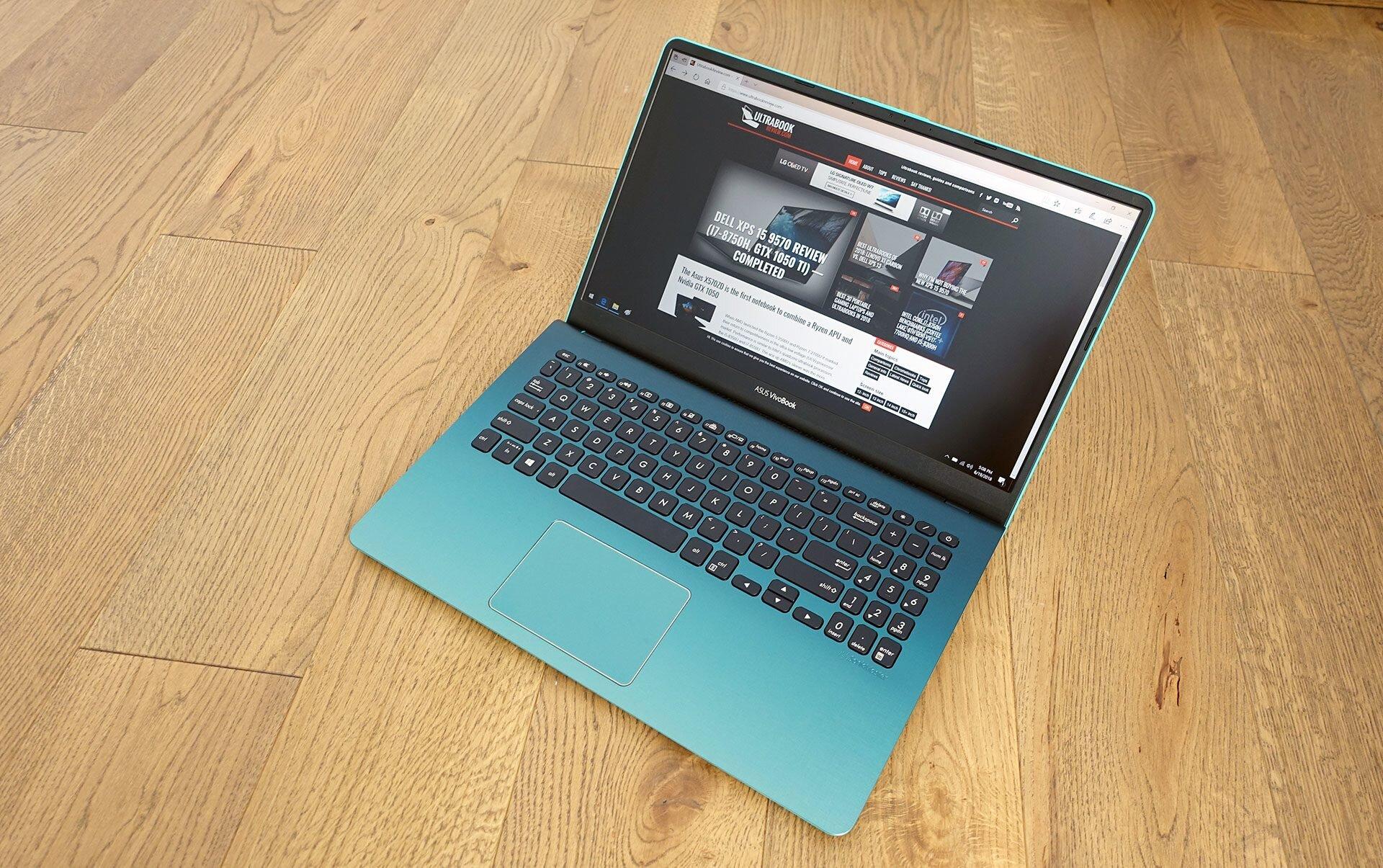 Chiếc laptop Ultrabook xử lý tác vụ tốt và cấu hình ổn định