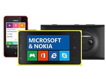 Những thương hiệu nổi tiếng mà Nokia đã mất nhiều thời gian xây dựng đã thuộc về Microsoft