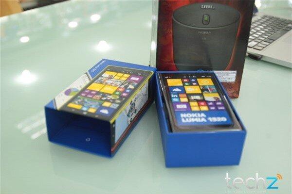 Mở hộp Lumia 1520 chính hãng tại Việt Nam: Trên cả tuyệt vời-image-1385718918969