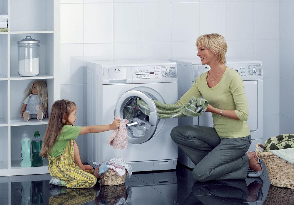 Chọn chế độ giặt phù hợp với từng loại vải