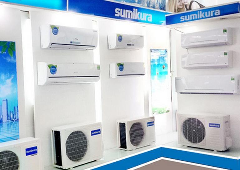 Máy điều hòa Sumikura là thương hiệu Malaysia