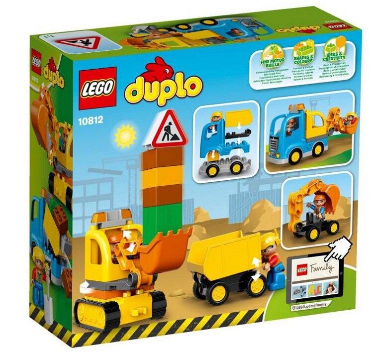 Bộ đồ chơi ghép hình xe lửa Lego Duplo