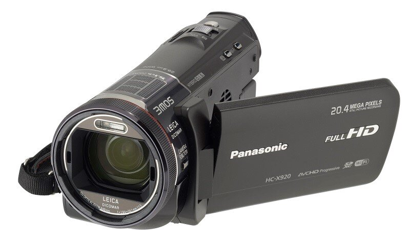 Máy quay Panasonic HC-X920