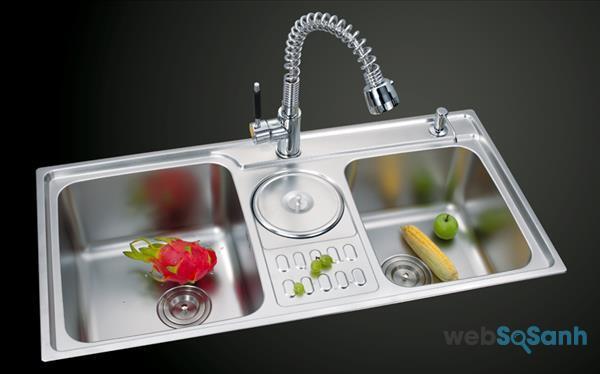 chọn vòi nước chậu rửa bát loại nào tốt