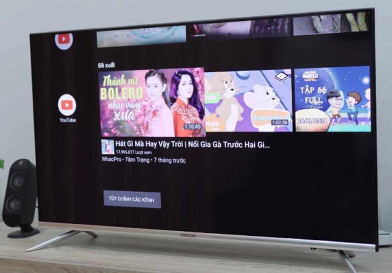 Tivi Coocaa 40 inch Full HD 40S5G