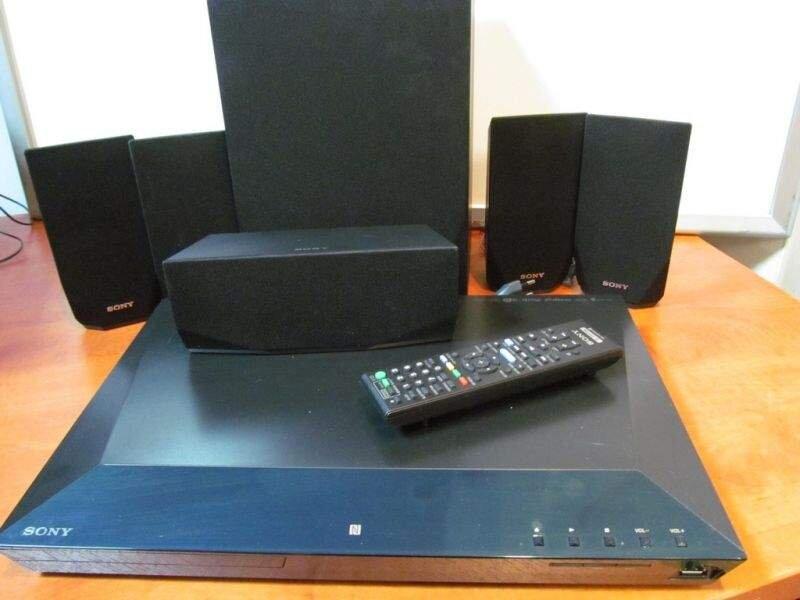 Blu-ray Sony BDV- E2100 nguyên bộ trên thị trường (Nguồn: i.imged.pl)