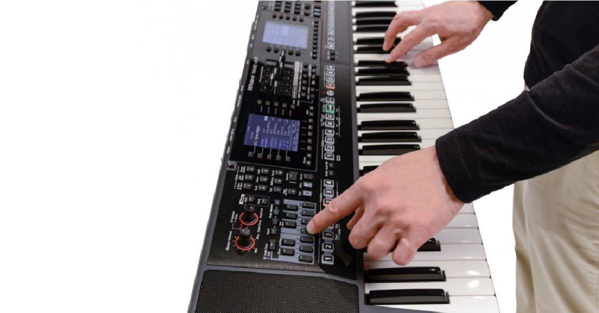 Tư vấn chọn đàn Yamaha biểu diễn sân khấu chuyên nghiệp