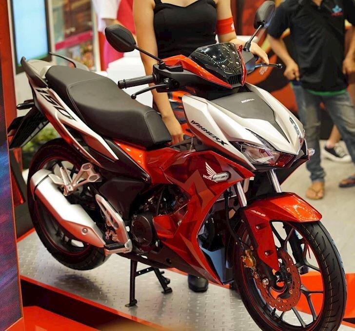 Honda Winner X có thêm những chi tiết được tinh chỉnh khá công phu