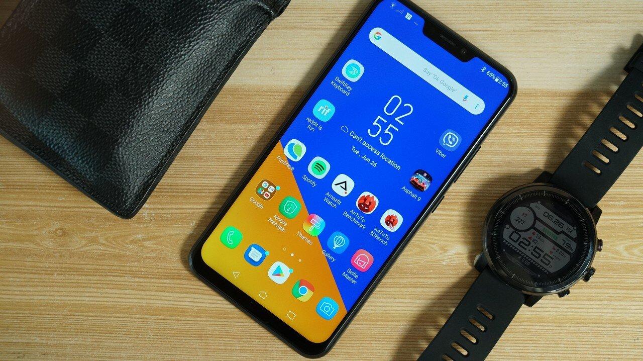 Zenfone 5Z đã tạo nên dấu ấn cho Asus vào hồi tháng 5/2018