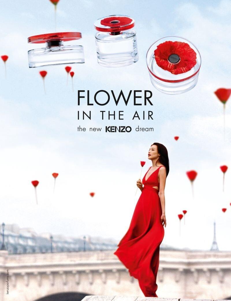 Kenzo Flower In The Aircho cảm giác bay bổng tự do, tràn đầy nhựa sống