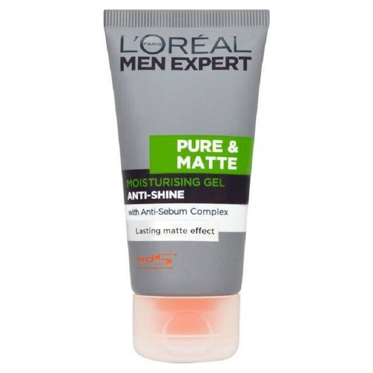 Sữa rửa mặt cho nam L'Oreal men expert Pure Matte