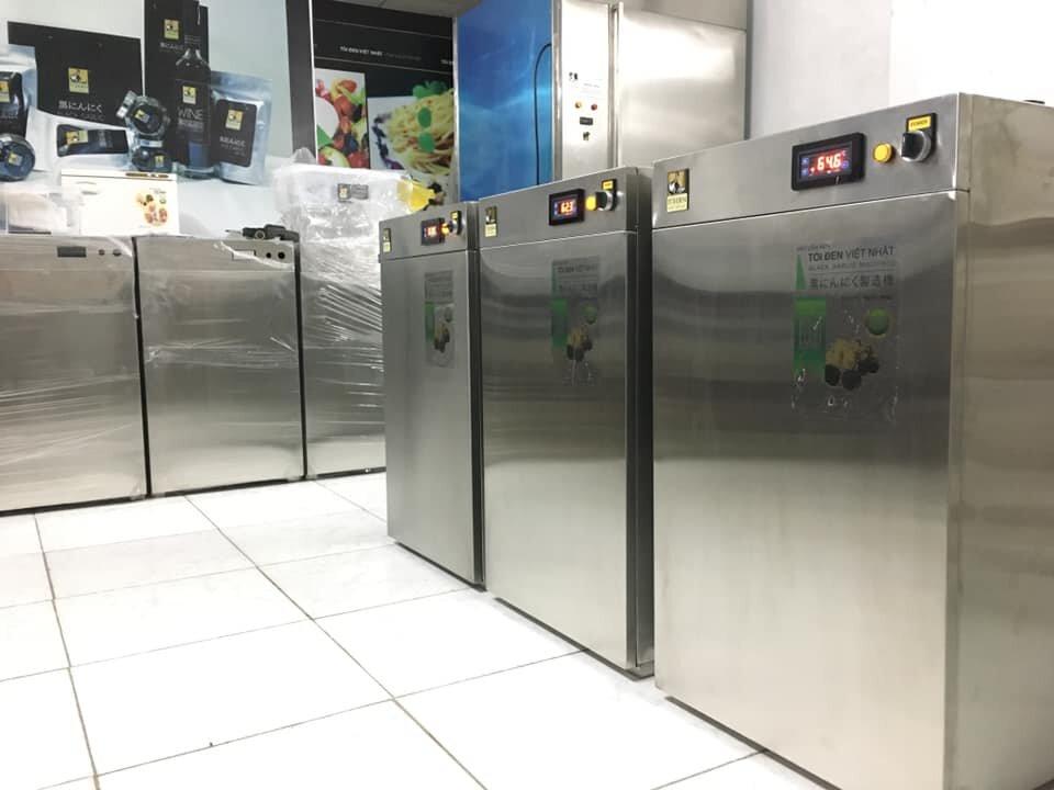 Máy làm tỏi đen Việt Nhật VN100