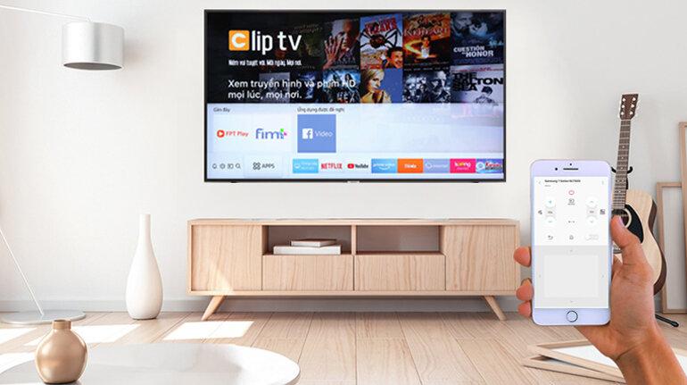 Smart Tivi Samsung 4K 65 inch UA65NU7100 - Giá rẻ nhất: 17.840.000 vnđ