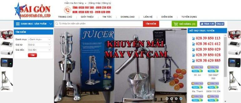 Muamayvanphong.com - Bán máy văn phòng, điện gia dụng nhà bếp, máy công nghiệp GIÁ LẺ bằng SỈ - Ai mê kinh doanh, mua sắm chớ nên bỏ qua