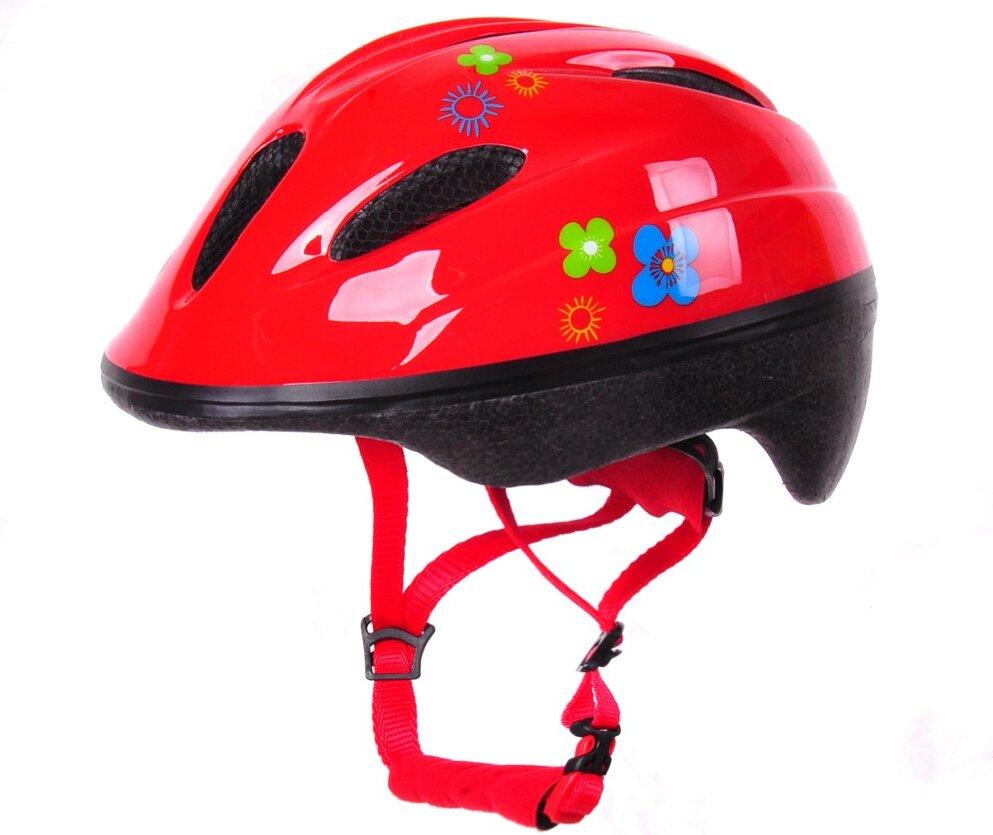 Mũ bảo hiểm cho trẻ em đi xe đạp OEM có phần vỏ chắc chắn chống va đập mạnh