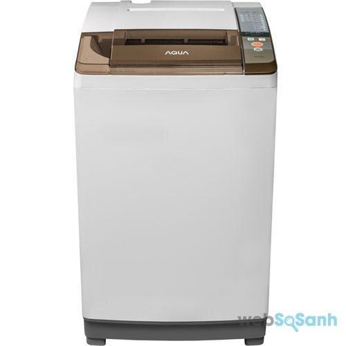 máy giặt lồng đứng 9kg giá 5 triệu đồng Aqua