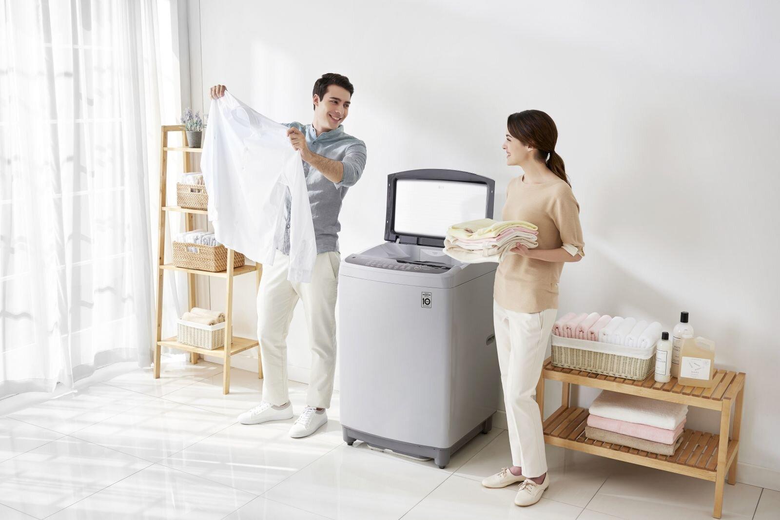 Bạn nên chọn thiết kế lồng giặt