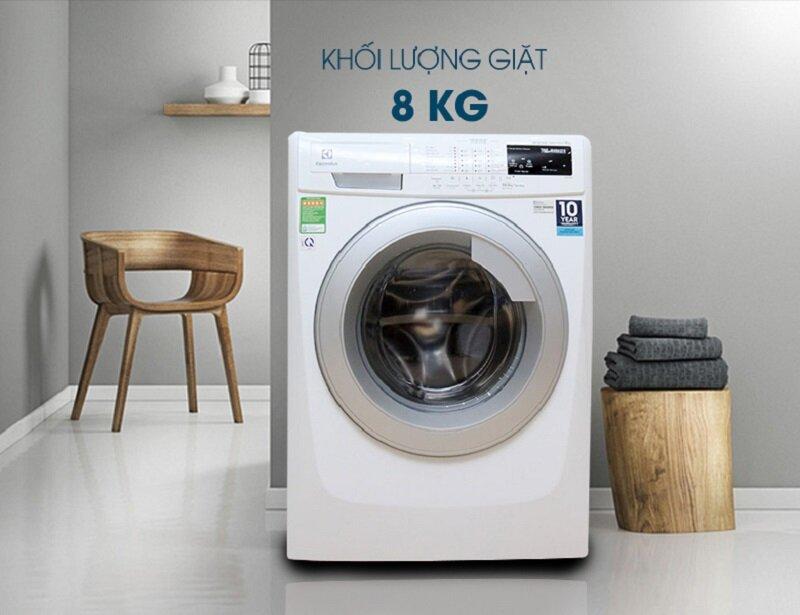Máy giặt Electrolux cho không gian thêm tiện nghi và hiện đại