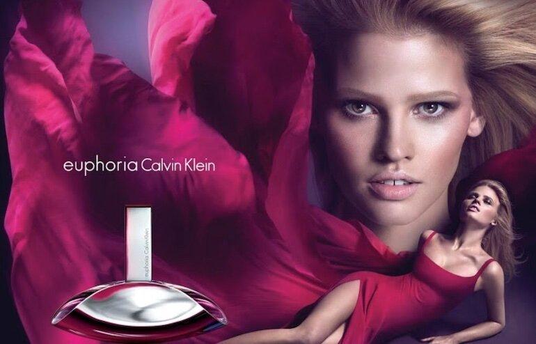 Calvin Klein Euphoria dành cho những quý cô đẳng cấp, quyến rũ