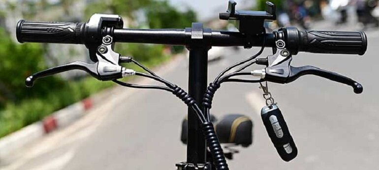 Xe đạp điện mini D6