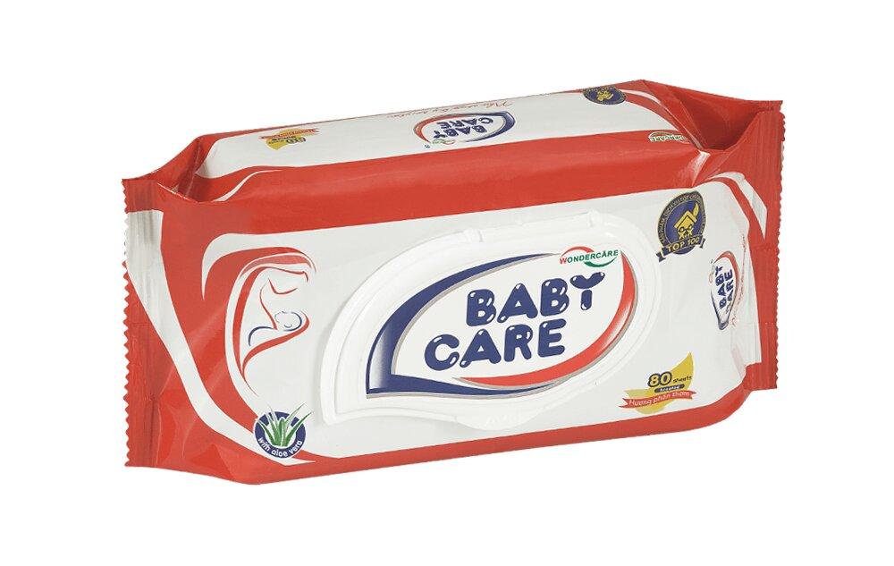 Khăn ướt Baby care