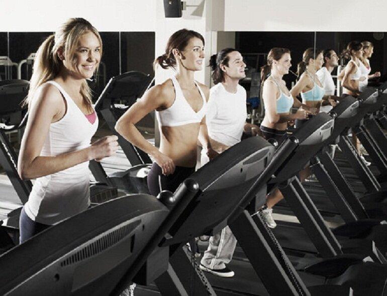 Máy tập toàn thân sẽ nhanh chóng giúp bạn có được thân hình cân đối, săn chắc và khỏe mạnh