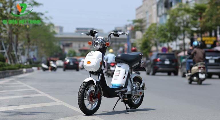 Chiếc xe đạp điện Nijia