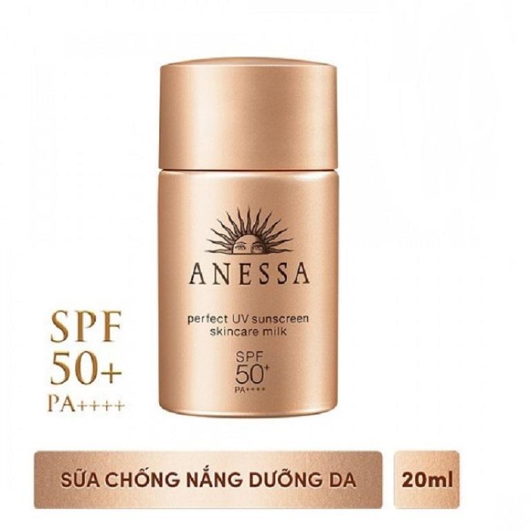 Những đặc điểm của kem chống nắng anessa cho da dầu