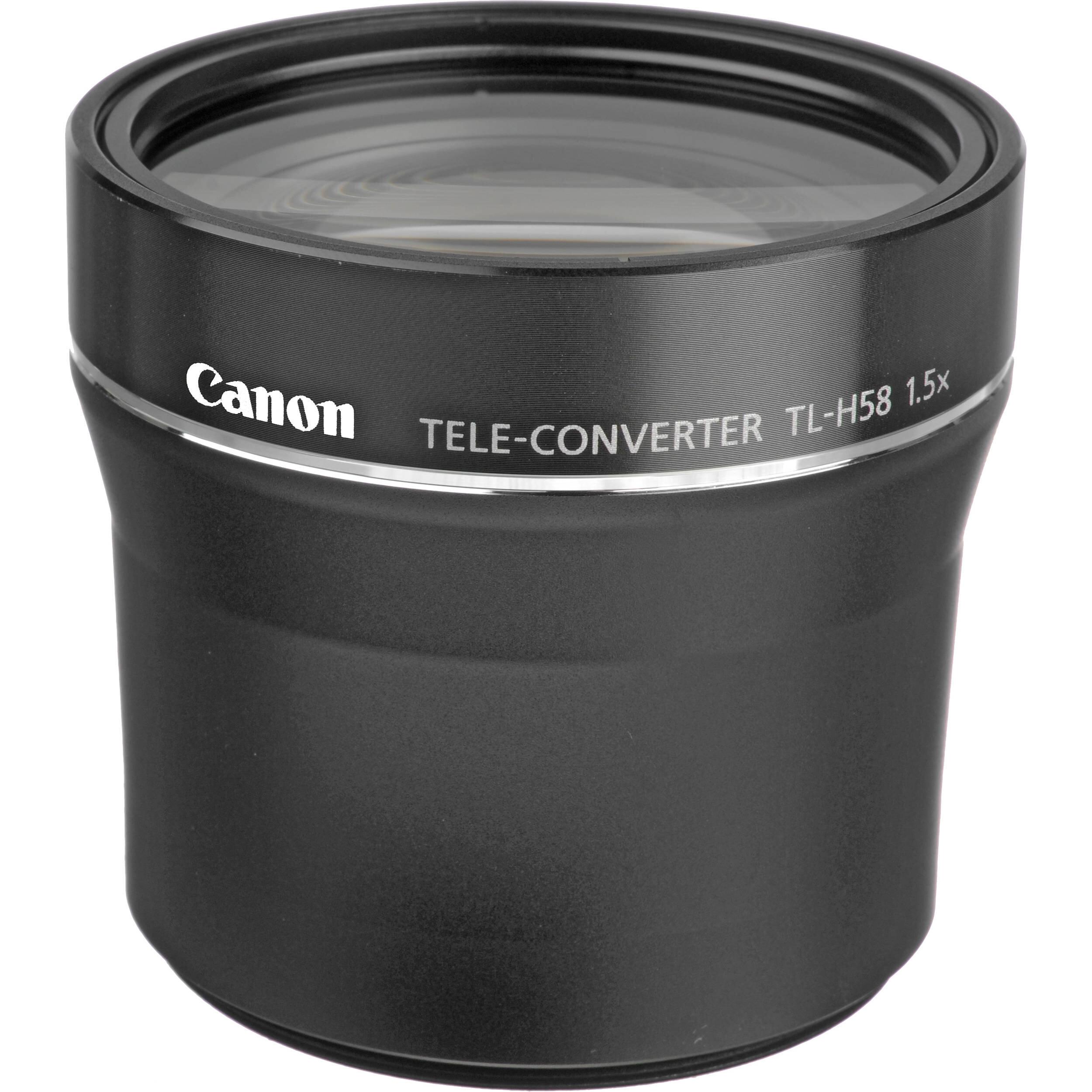 Ống kính Teleconverter cho khả năng chụp tối ưu