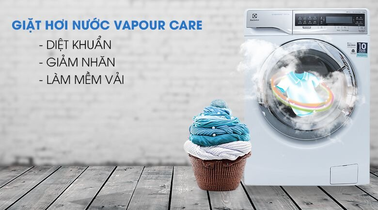 máy giặt electrolux eww