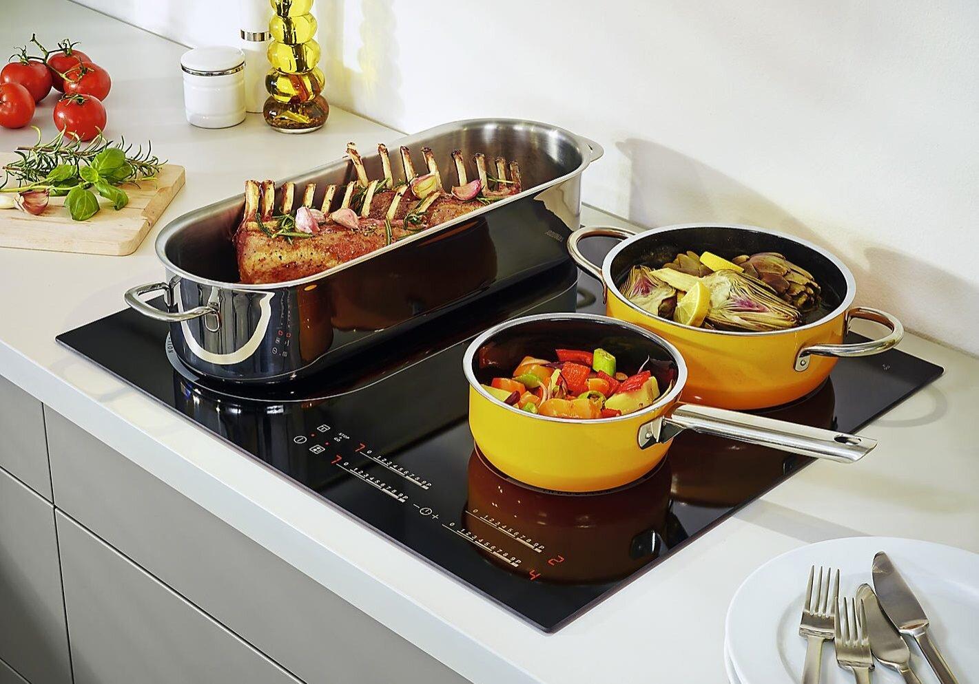 Bếp từ và bếp hồng ngoại nên mua loại nào? Bếp từ thường có giá cao hơn so với bếp hồng ngoại