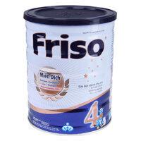 Sữa bột Friso 4 - hộp 900g (dành cho trẻ từ 3 tuổi trở lên)