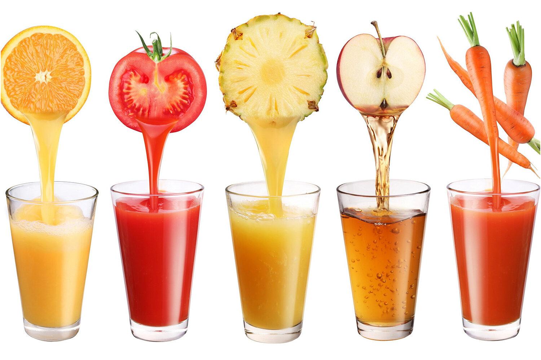 Nước ép trái cây bổ dưỡng cho sức khỏe
