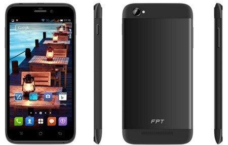 FPT VI là smartphone cao cấp nhất của FPT tính đến thời điểm hiện tại