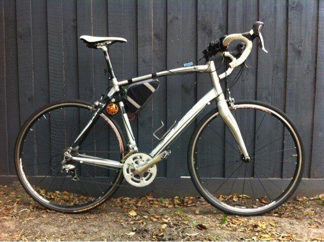 Adrian's Commuter Booster - 14 kg