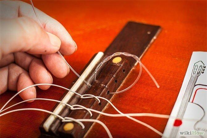 huong dan thay day dan guitar classic