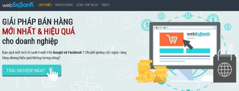 Websosanh Business - Giải pháp bán hàng mới nhất & hiệu quả nhất cho Doanh nghiệp