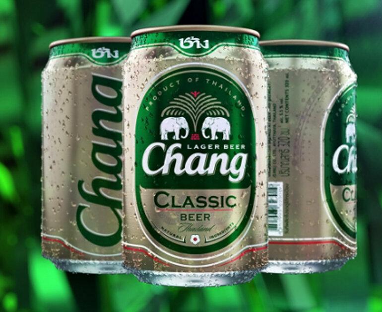 Thiết kế bia Chang Thái có gì nổi bật ?