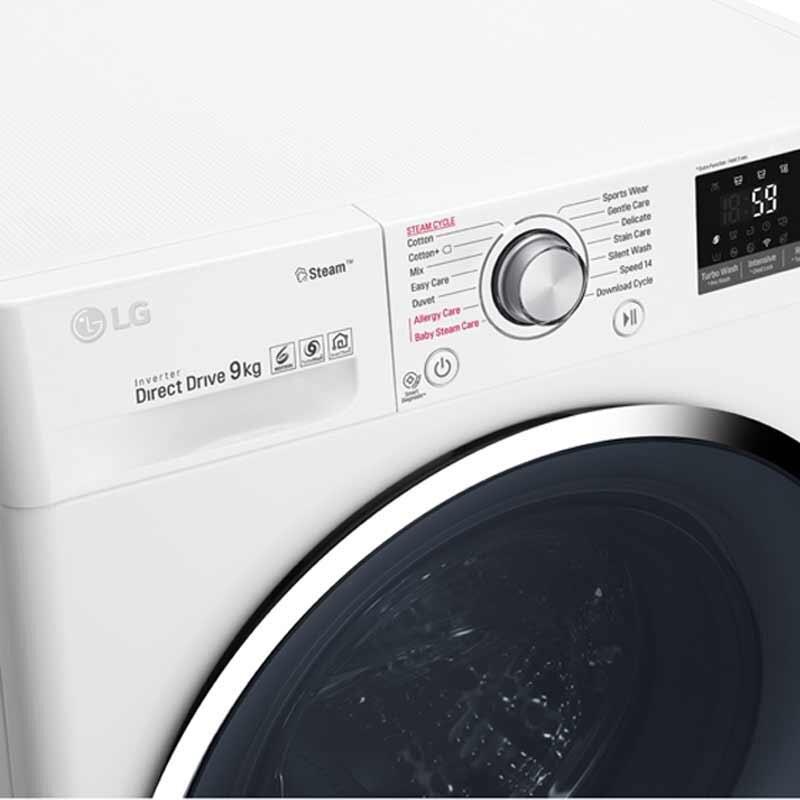 Máy giặt LG Inverter với nhiều tính năng
